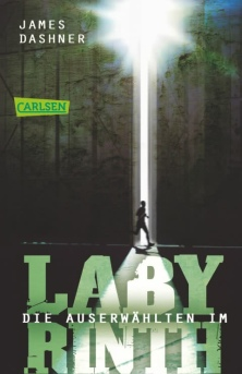 Die Auserwählten im Labyrinth Cover
